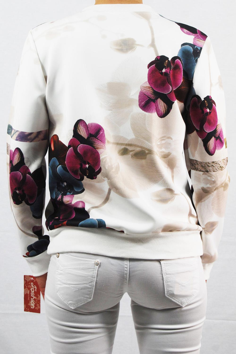 SW02 - Sweat flowers 'MODA'