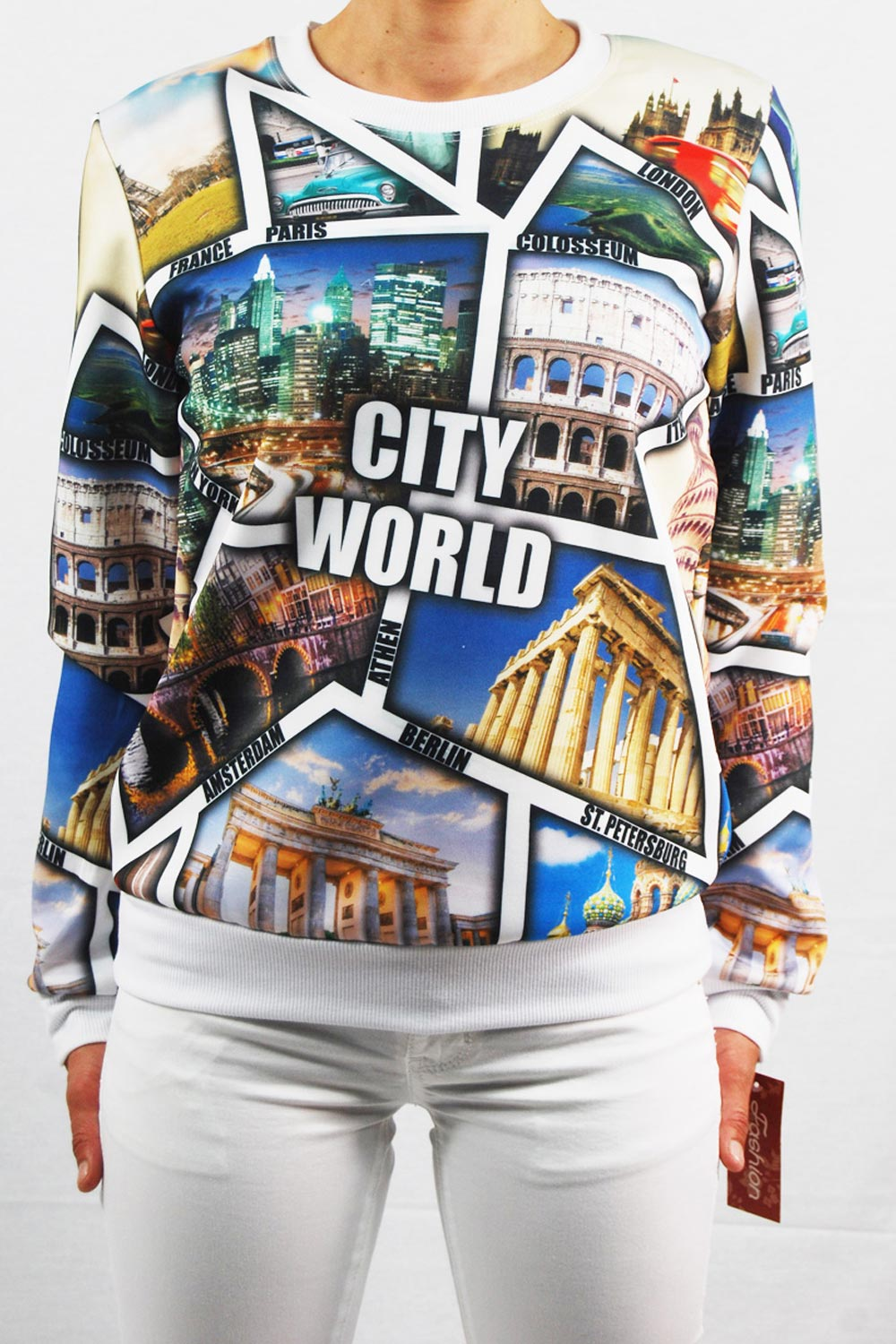 Sweat city world 'MODA'